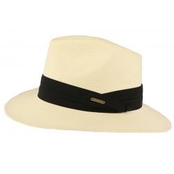 Chapeau de Paille Beige Théo CHAPEAUX Léon montane