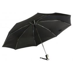 Parapluie Automatique Noir Poignée Antidérapante