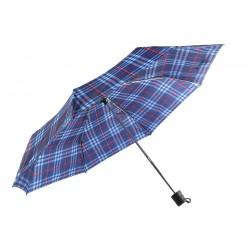 Parapluie Pliant Bleu et Rouge Fantaisie Parapluie Léon montane