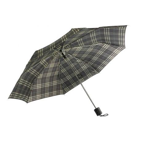 Parapluie Pliant Vert et Noir Fantaisie Parapluie Léon montane