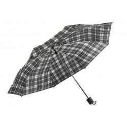 Parapluie Pliant Bleu et Noir Fantaisie Parapluie Léon montane