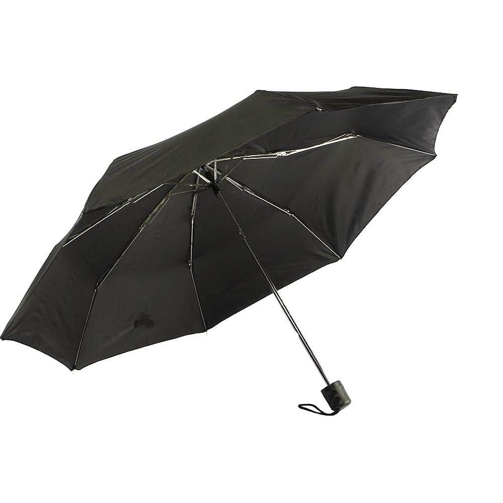 vente parapluie pliant noir l ger et pas cher livraison en 48h. Black Bedroom Furniture Sets. Home Design Ideas