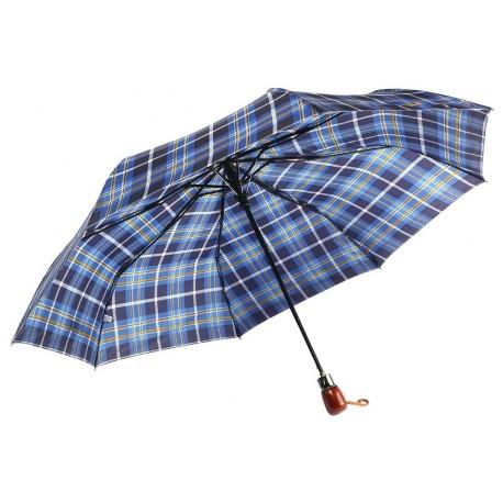 Parapluie Automatique Bleu et Jaune Fantaisie Parapluie Léon montane