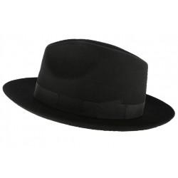 Chapeau Feutre Noir Chepstow par Christys