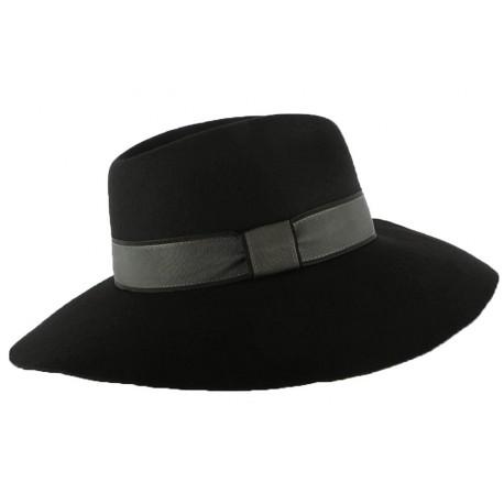 Chapeau Femme Noir Kimberley par Christys London CHAPEAUX Christys' London