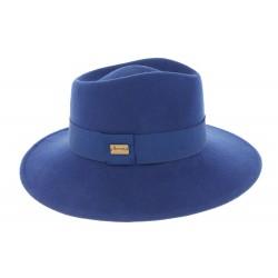 Chapeau Femme Bleu Curtis par Herman