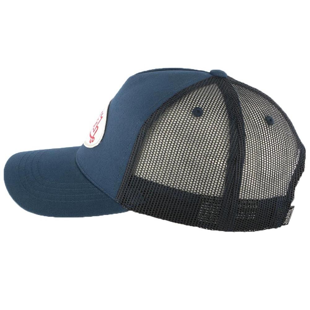 12e60f3c875301 Casquette Von Dutch Bleu BM vente casquette trucker mode