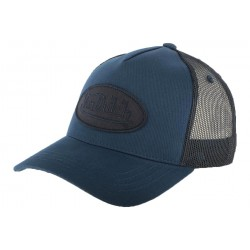Casquette Baseball Von Dutch Bleu BM CASQUETTES VON DUTCH