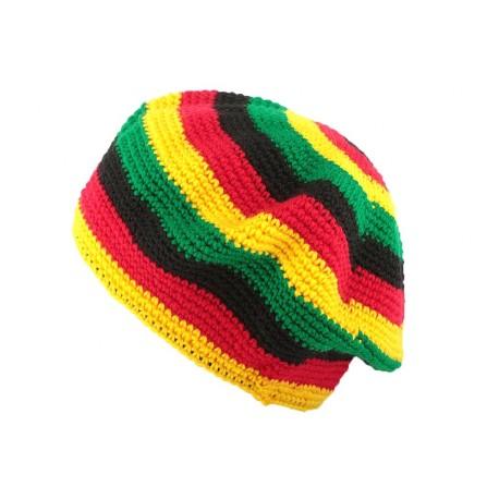 Bonnet Beret Rasta Marley BONNETS Nyls Création