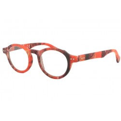 Lunettes Loupes Originales Orange Azzo