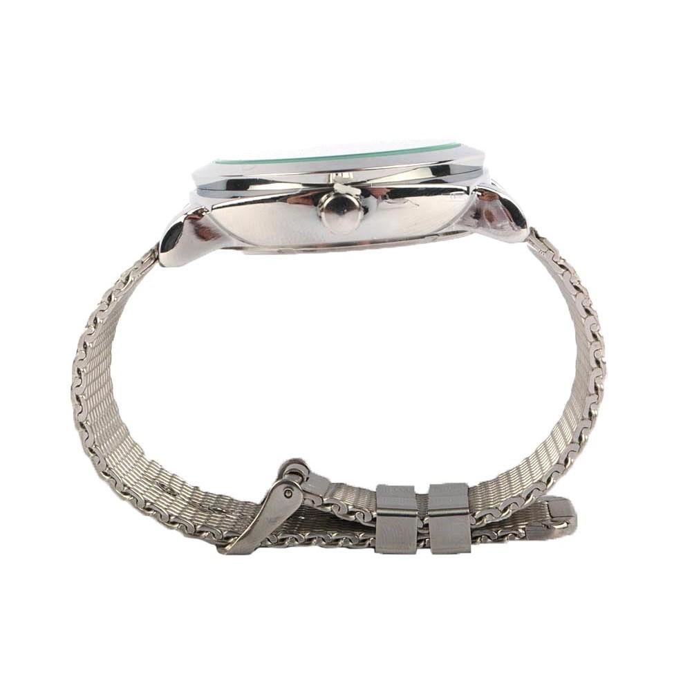 montre homme noir drach gg luxe montre bracelet milanais livr 48h. Black Bedroom Furniture Sets. Home Design Ideas