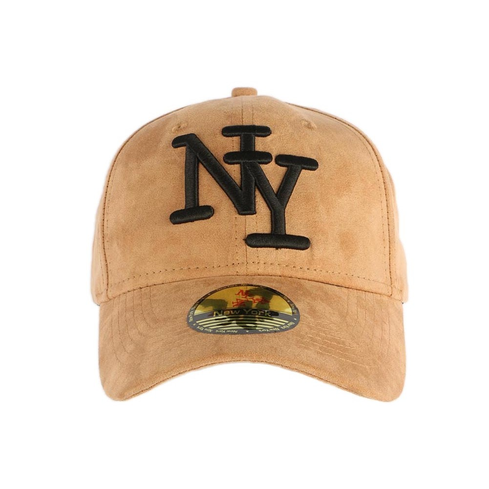 casquette baseball camel fa on daim casquette ny mode chic livr 48h. Black Bedroom Furniture Sets. Home Design Ideas