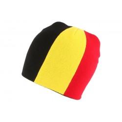 Bonnet Allemagne Noir Jaune Rouge BONNETS Nyls Création