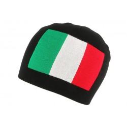 Bonnet Italie Drapeau Vert Blanc Rouge BONNETS Nyls Création