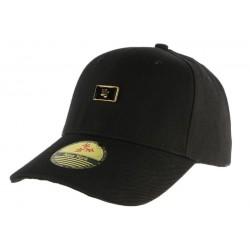 Casquette Baseball Noire Streetwear NY CASQUETTES Hip Hop Honour