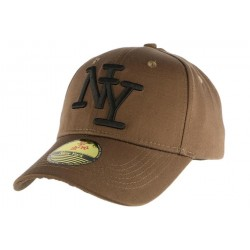 Casquette Baseball Vert kaki NY ANCIENNES COLLECTIONS divers