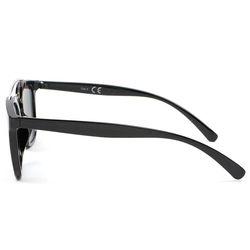 lunettes de soleil miroir tendance lunette soleil noir livraison 48h. Black Bedroom Furniture Sets. Home Design Ideas