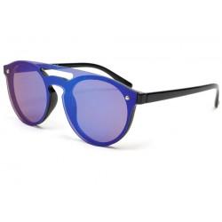Lunettes de soleil fashion bleu Eycal