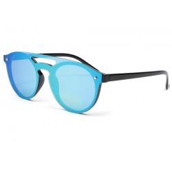 Lunettes de soleil fashion turquoise Eycal