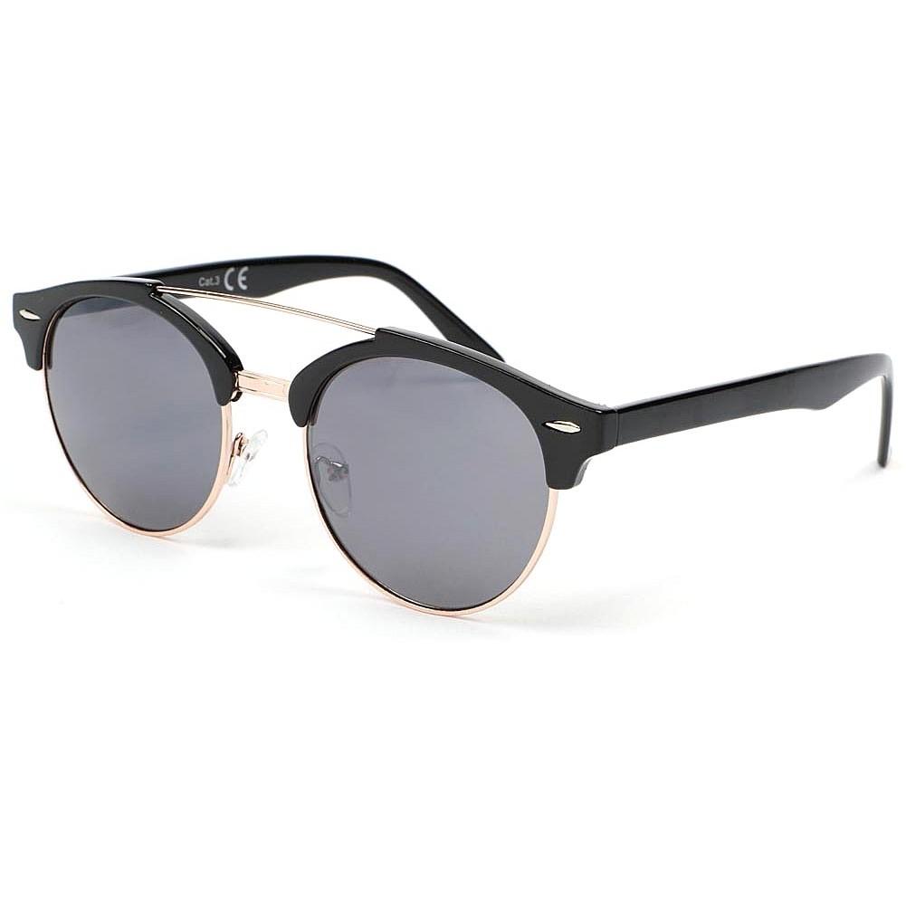 lunettes de soleil retro noir moky lunette soleil classe livr en 48h. Black Bedroom Furniture Sets. Home Design Ideas