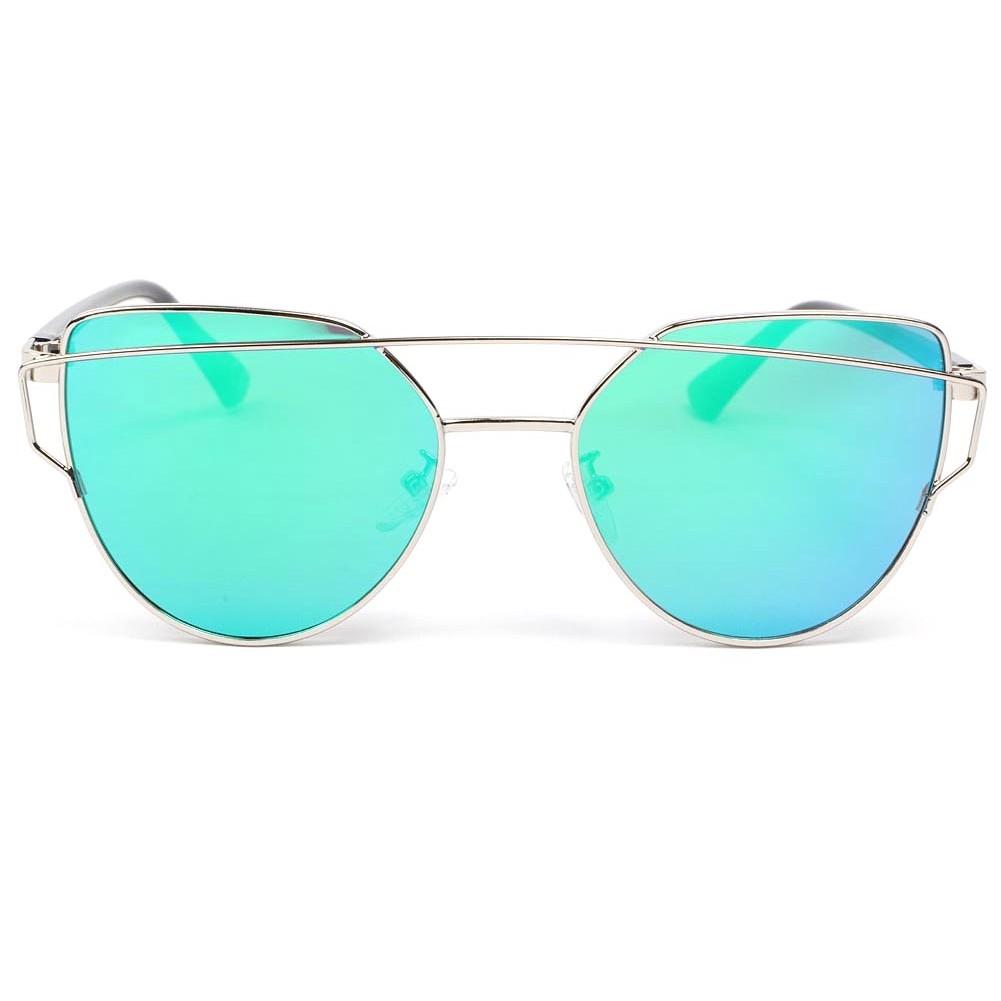 Lunettes soleil miroir bleu baltik lunette soleil fashion for Lunette soleil verre bleu miroir