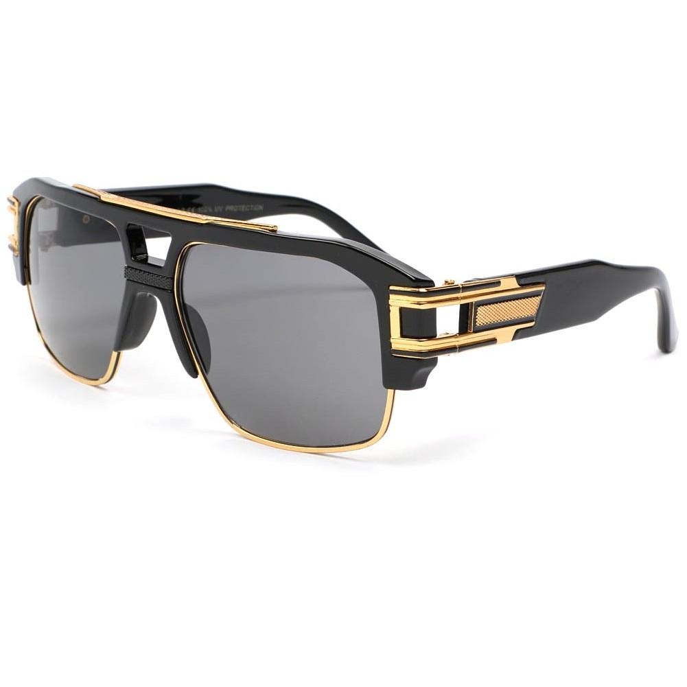grande lunette de soleil fashion noir clak lunette soleil livr 48h. Black Bedroom Furniture Sets. Home Design Ideas