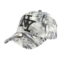 Casquette baseball Grise Fashion Tower ANCIENNES COLLECTIONS divers