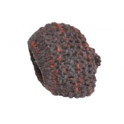 Bonnet Kyra en laine gris ANCIENNES COLLECTIONS divers