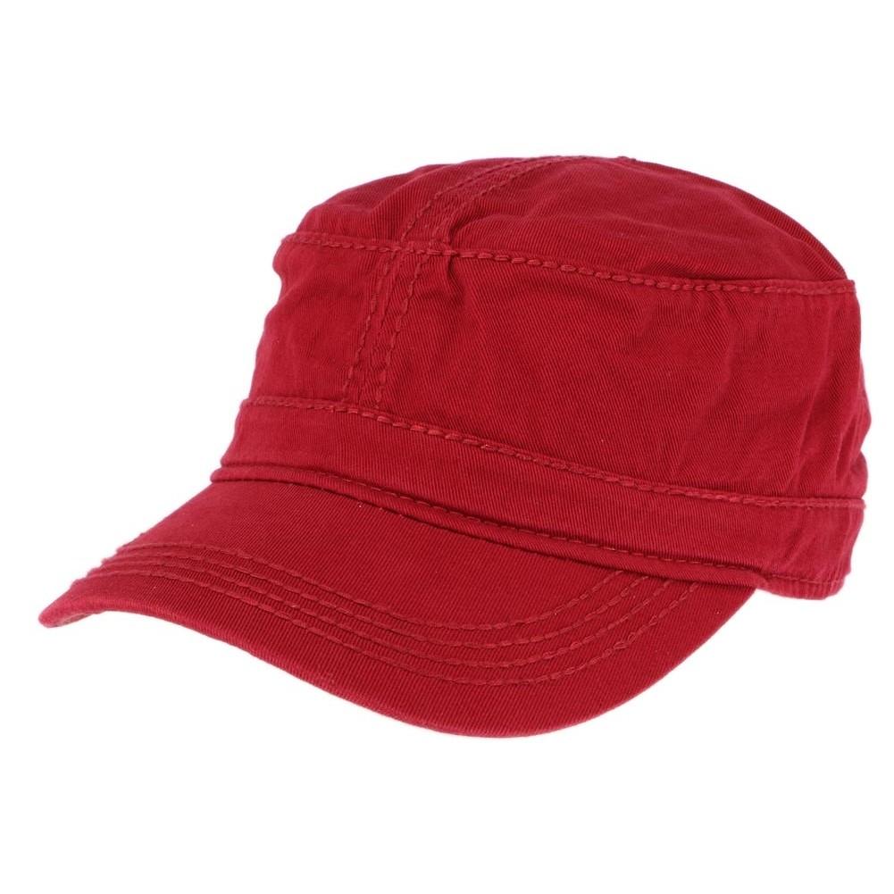 casquette militaire rouge cliff casquette army bordeaux livraison 48h. Black Bedroom Furniture Sets. Home Design Ideas