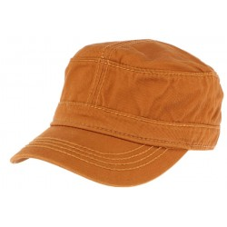 Casquette militaire orange Cliff