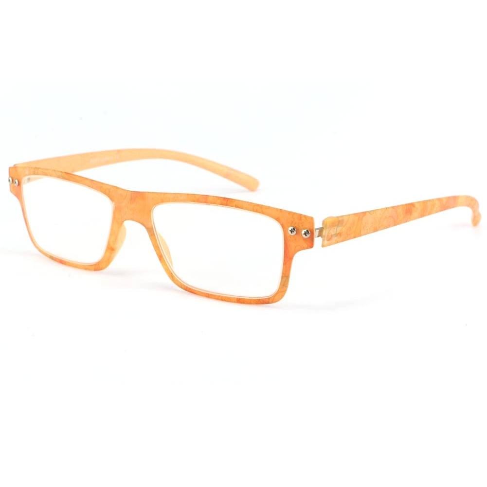 lunette de lecture fantaisie orange wynd lunette loupe. Black Bedroom Furniture Sets. Home Design Ideas