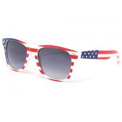 Lunettes de soleil USA drapeau americain