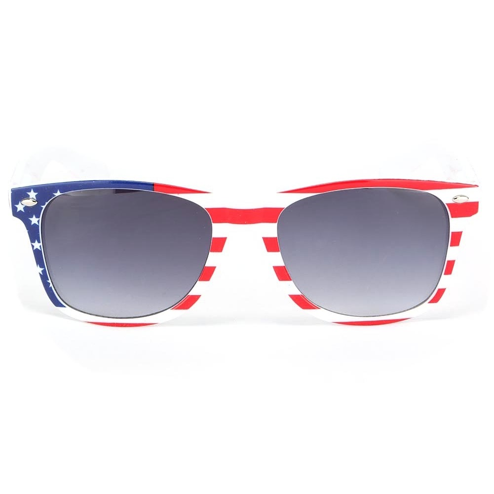 e1749ef268 ... Lunettes de soleil USA drapeau americain LUNETTES SOLEIL Eye Wear ...