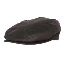 Casquette coton huilé Glend marron ANCIENNES COLLECTIONS divers
