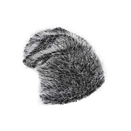 Bonnet Lipsi Noir et blanc