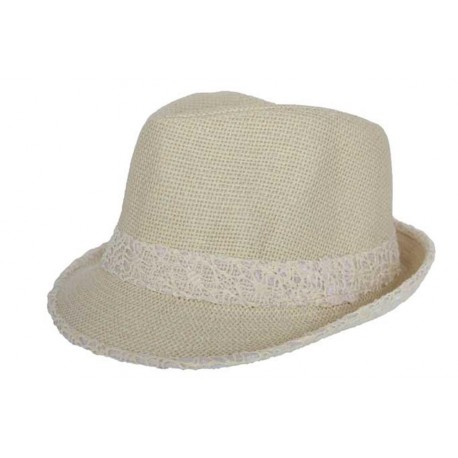 Trilby Whistler Beige taille unique