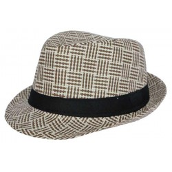 Trilby Dune Beige Tabac