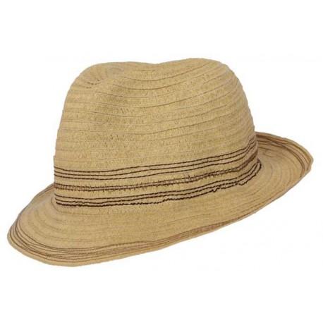 Chapeau de paille Farmer naturel
