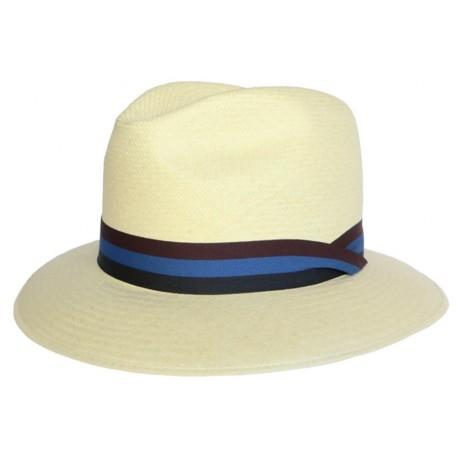 Chapeau panama Bedford naturel