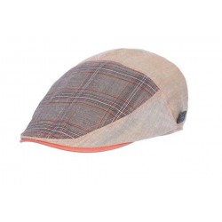 Casquette Goa coloris beige gris orange ANCIENNES COLLECTIONS divers