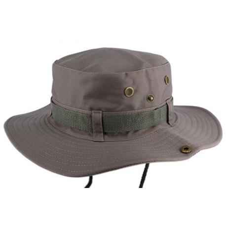 Bob safari Gris Azzy
