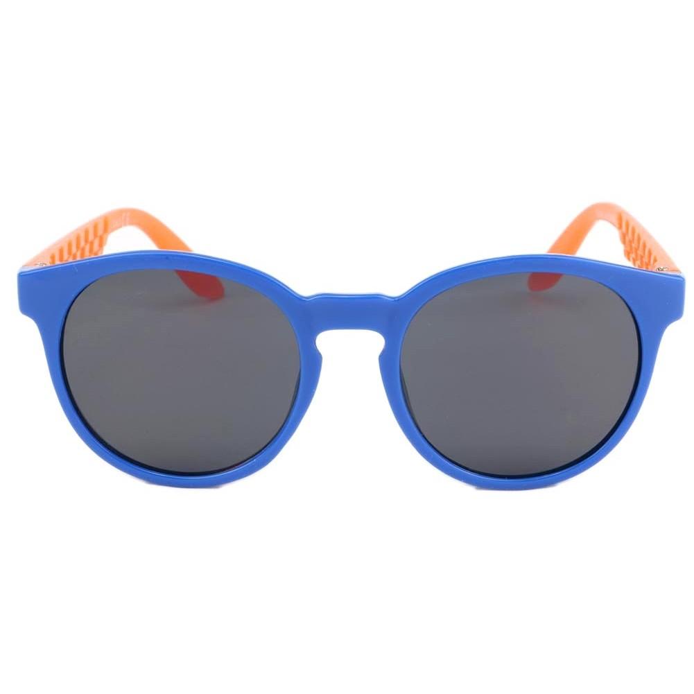 lunette soleil enfant orange et bleu syck 6 12 ans. Black Bedroom Furniture Sets. Home Design Ideas