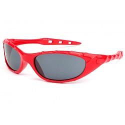 Lunette soleil enfant rouge sport Tak 6 a 12 ans Lunettes Soleil Enfant Eye Wear