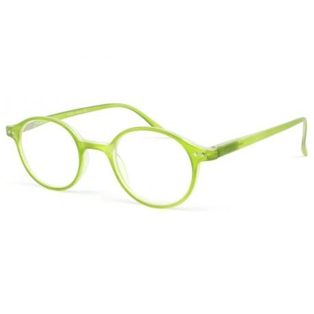 bda264d869 Lunette loupe ronde verte Flex, lunette loupe homme et femme livré 48h