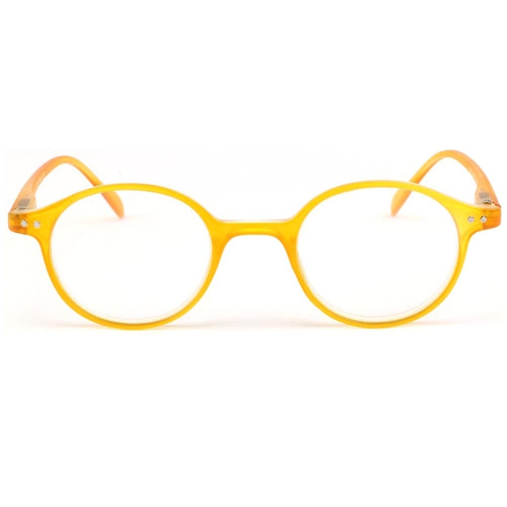 lunette loupe ronde jaune flex lunette lecture femme homme livr 48h. Black Bedroom Furniture Sets. Home Design Ideas