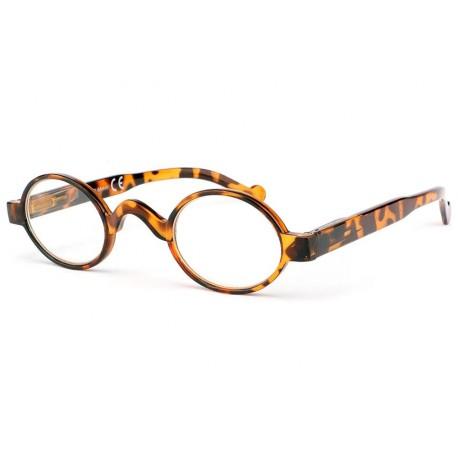 cb15e19db5 Lunette lecture ronde marron ecaille, lunette loupe vintage livré 48h!