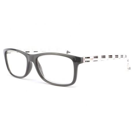 b98b50766bbd35 Lunette lecture fantaisie grise Vyla, lunette loupe tendance livré 48h
