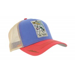 Casquette Baseball Tower Jack Vegas ANCIENNES COLLECTIONS divers