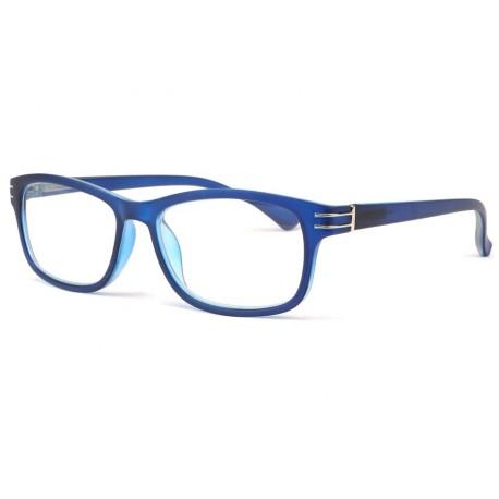 3b8a59de68 Lunette lecture bleu marine Relax, lunette loupe tendance livré en 48h