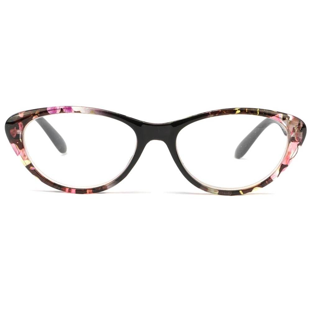 843f8806ab5baf Lunette loupe femme rose et noir, lunette lecture fantaisie livré 48h!